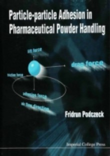 Обложка книги  - Particle-particle Adhesion In Pharmaceutical Powder Handling