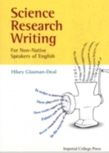 Обложка книги  - Science Research Writing For Non-native Speakers Of English