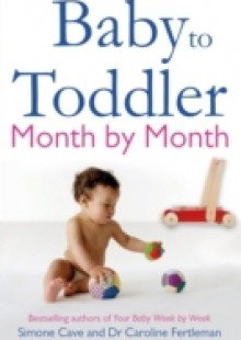 Обложка книги  - Baby to Toddler Month by Month
