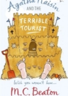 Обложка книги  - Agatha Raisin and the Terrible Tourist