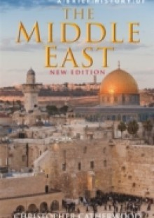 Обложка книги  - Brief History of the Middle East