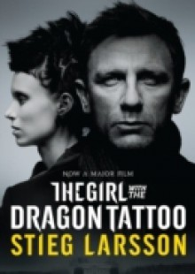 Обложка книги  - Girl With the Dragon Tattoo