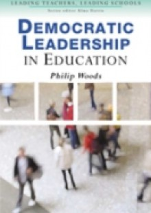 Обложка книги  - Democratic Leadership in Education