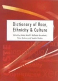Обложка книги  - Dictionary of Race, Ethnicity and Culture