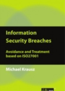 Обложка книги  - Information Security Breaches