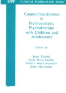Обложка книги  - Countertransference in Psychoanalytic Psychotherapy with Children and Adolescents