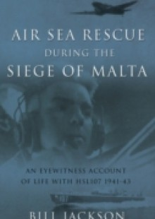 Обложка книги  - Air Sea Rescue During the Siege of Malta