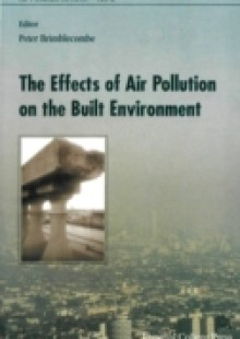 Обложка книги  - Effects Of Air Pollution On The Built Environment, The