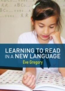 Обложка книги  - Learning to Read in a New Language