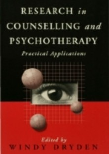 Обложка книги  - Research in Counselling and Psychotherapy