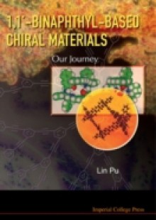 Обложка книги  - 1,1'-binaphthyl-based Chiral Materials: Our Journey