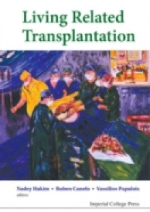 Обложка книги  - Living Related Transplantation