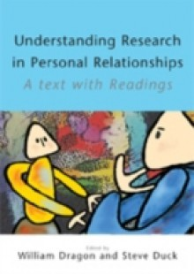 Обложка книги  - Understanding Research in Personal Relationships