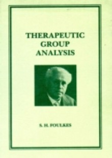 Обложка книги  - Therapeutic Group Analysis