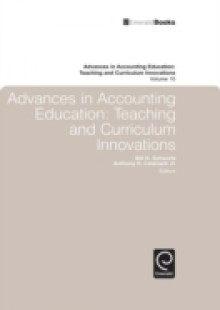 Обложка книги  - Advances in Accounting Education