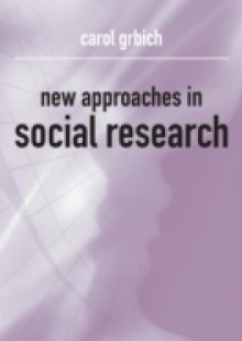 Обложка книги  - New Approaches in Social Research