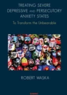 Обложка книги  - Treating Severe Depressive and Persecutory Anxiety States