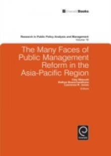 Обложка книги  - Many Faces of Public Management Reform in the Asia-Pacific Region