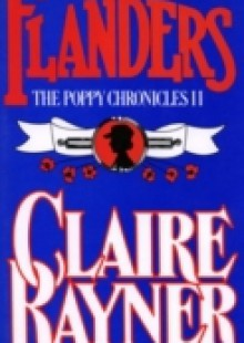 Обложка книги  - Flanders (Book 2 of The Poppy Chronicles)