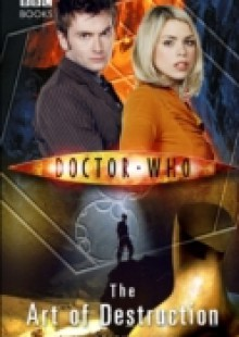 Обложка книги  - Doctor Who: The Art of Destruction