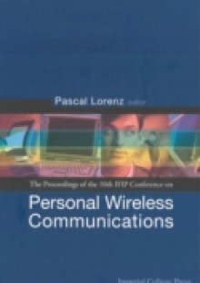 Обложка книги  - Personal Wireless Communications: Pwc'05 – Proceedings Of The 10th Ifip Conference