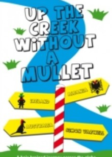 Обложка книги  - Up The Creek Without A Mullet