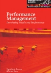 Обложка книги  - Performance Management – Developing People and Performance