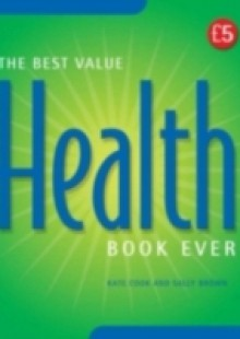 Обложка книги  - best value health book ever!
