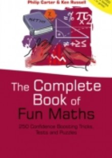 Обложка книги  - Complete Book of Fun Maths
