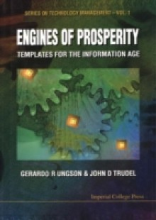 Обложка книги  - Engines Of Prosperity: Templates For The Information Age