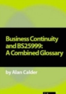Обложка книги  - Business Continuity and BS25999