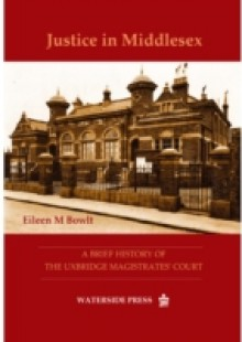 Обложка книги  - Justice in Middlesex