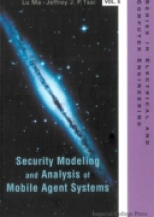 Обложка книги  - Security Modeling And Analysis Of Mobile Agent Systems