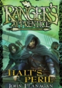 Обложка книги  - Ranger's Apprentice 9: Halt's Peril