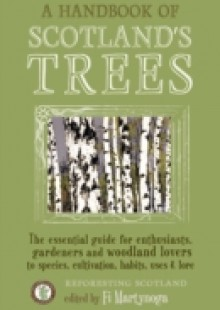Обложка книги  - Handbook of Scotland's Trees