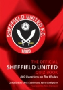 Обложка книги  - Official Sheffield United Quiz Book