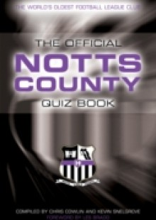 Обложка книги  - Official Notts County Quiz Book