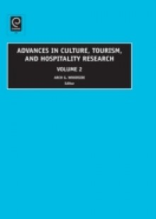 Обложка книги  - Advances in Culture, Tourism and Hospitality Research
