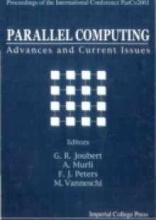 Обложка книги  - Parallel Computing: Advances And Current Issues, Proceedings Of The International Conference Parco2001