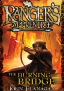 Обложка книги  - Ranger's Apprentice 2: The Burning Bridge