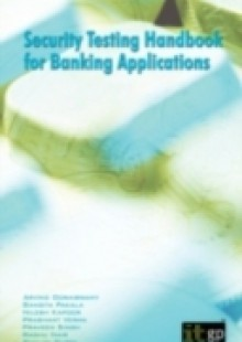 Обложка книги  - Security Testing Handbook for Banking Applications