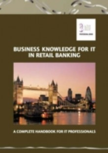 Обложка книги  - Business Knowledge for IT in Retail Banking