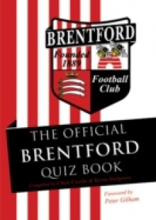 Обложка книги  - Official Brentford Quiz Book