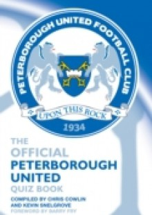Обложка книги  - Official Peterborough United Quiz Book