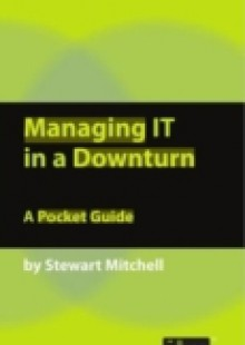 Обложка книги  - Managing IT in a Downturn