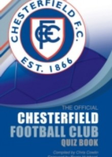 Обложка книги  - Official Chesterfield Football Club Quiz Book