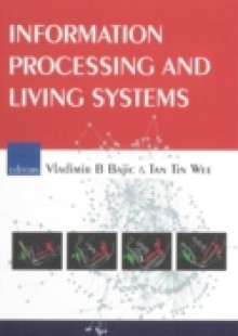 Обложка книги  - Information Processing And Living Systems