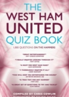 Обложка книги  - West Ham United Quiz Book