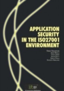 Обложка книги  - Application Security in the ISO27001 Environment