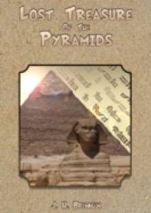 Обложка книги  - EgyptQuest – The Lost Treasure of The Pyramids